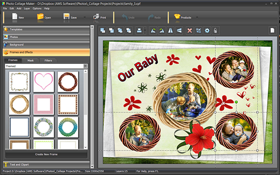 Photo Collage Maker 4.0 | Software - Digital Digest