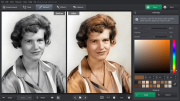 PhotoGlory interface