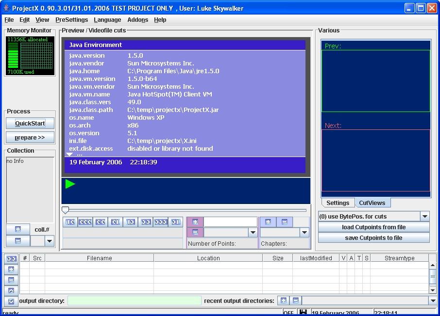 projectx 0.90.4