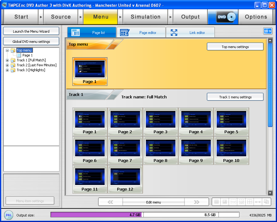995~soft] tmpgenc dvd author 3 with divx authoring 312176 la6guv