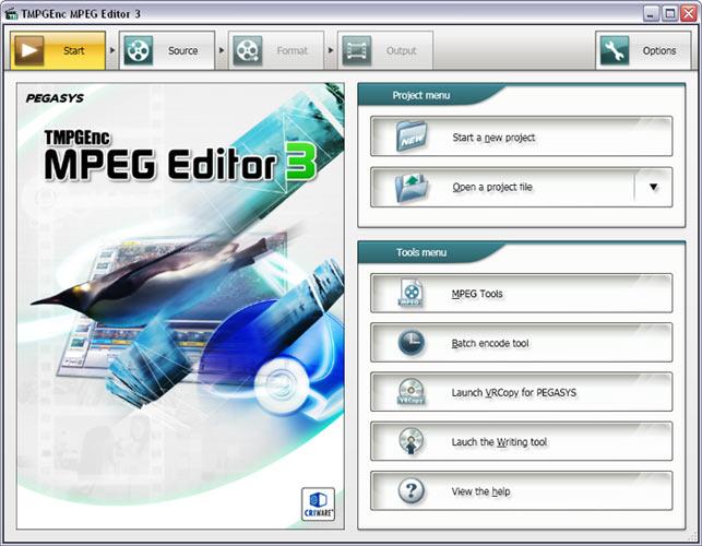 TMPGEnc MPEG Editor 3.4.2.154 скачать - TMPGEnc MPEG редактор 3