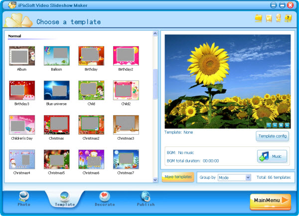 Make a video slideshow online free viooz