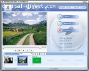 Video to DVD inport file