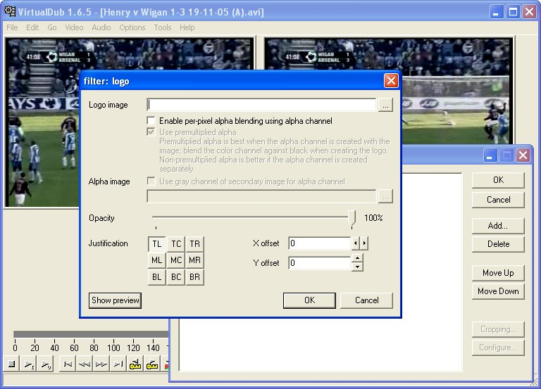 virtualdub pour windows 7 64 bits