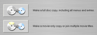 DVD2One Full Disc or Movie Only