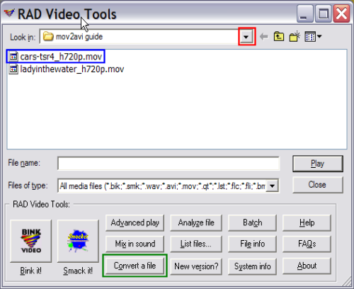 rad video tools bink скачать: