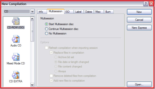 how to make copy protected dvd in nero