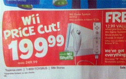 Leaked Wii Ad