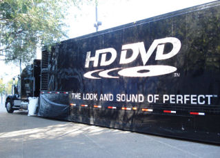 HD DVD Mobile Experience