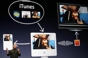 Apple's Movie Service
