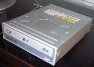 LG GBW-H10N Blu-Ray Recorder