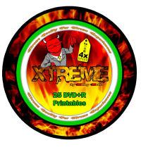 Miflop Xtreme DVD+R Media