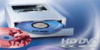 NEC's HD-DVD Burner