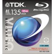 TDK Blu-Ray Disc's