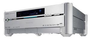 Toshiba's HD-RA1 HD-DVD Recorder