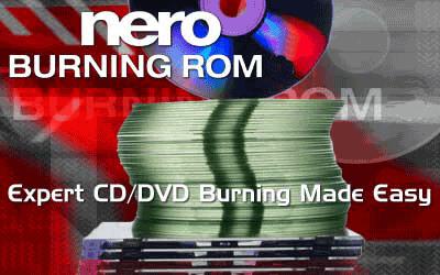 Nero Burning ROM 6.x/7.x to Burn Crack